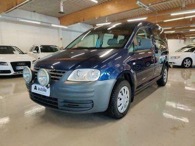 käytetty VW Caddy *JUURI LEIMATTU* Kombi 1,9 TDI 77kw