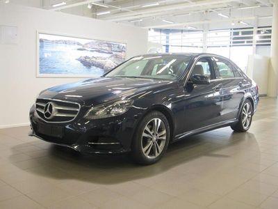 käytetty Mercedes E220 BLUETEC A AVANTGARDE.