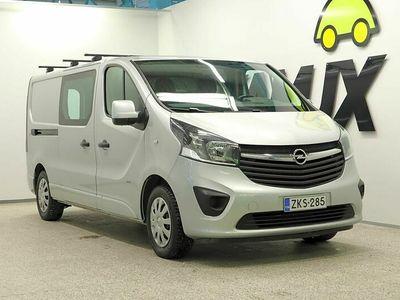 käytetty Opel Vivaro Van Edition L2H1 1,6 CDTI Turbo ecoFLEX 66kW MT6 // Sis
