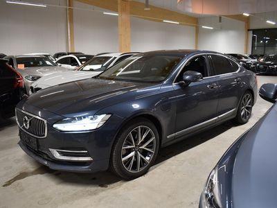 käytetty Volvo S90 T8 AWD Inscription aut ** HUIPPUVARUSTEET / Webasto / Adapt. vakkari / LED / Nahkasisusta / VOC / HUD / Navi *...