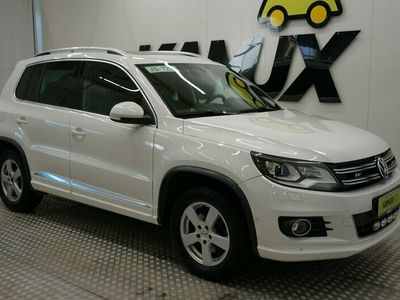 käytetty VW Tiguan R-LINE 2,0 TDI 103 kW (140 hv) BlueMotion Technology 4MOTION DSG-aut / TULOSSA!
