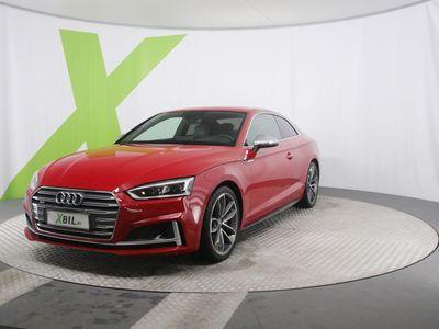 käytetty Audi S5 Coupé 3,0 V6 TFSI 354 quattro Virtual NAVI A (MY17) *XBIILIN XMAS! KORKO alk. 0,99%!* KOE PUNAISTEN