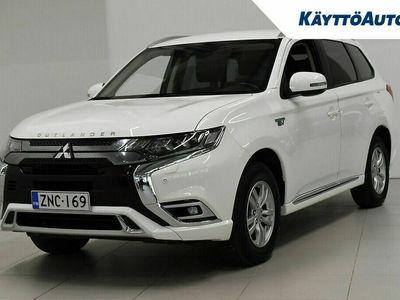 käytetty Mitsubishi Outlander P-HEV 2.4 Hybrid 4WD CVT