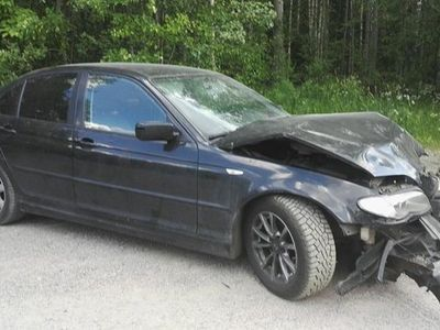 used BMW 320 d 2004