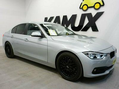 käytetty BMW 320 320 F30 Sedan d EfficientDynamics A Business // Navigointi / Nahkaverhoilu / LED-ajovalot //