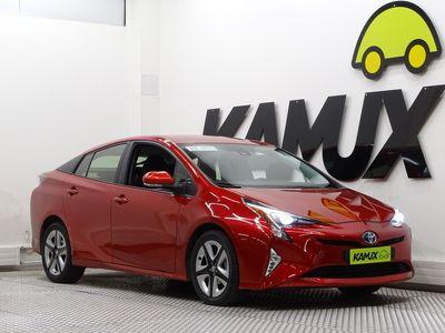 käytetty Toyota Prius Hybrid 1.8 VVT-i / Navi / HUD / LED / Keyless Go / Peruutuskamera /