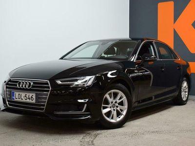 käytetty Audi A4 Sedan Business Sport Comfort S line Edition 2,0 TFSI 140 kW S tronic *Hyvät varusteet*
