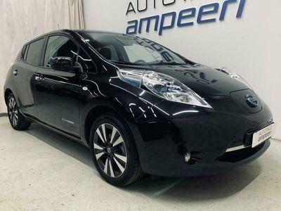 käytetty Nissan Leaf Leaf30kWh Tekna * Kahdet renkaat * Korko 1,49%