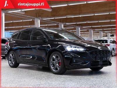 käytetty Ford Focus 1,5 EcoBoost 182hv A8 ST-Line Wagon