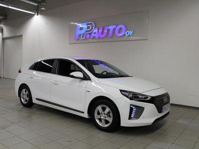 käytetty Hyundai Ioniq hybrid DCT Style WLTP - Korko 2,9% ja 1.erä maaliskuussa!
