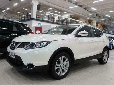 käytetty Nissan Qashqai DIG-T 115 Business 360 2WD 6M/T E6 Leather