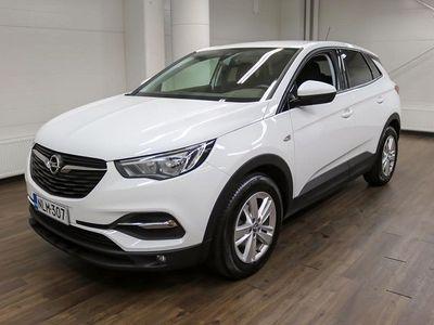 käytetty Opel Grandland X