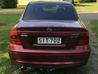 käytetty Opel Vectra 4DSEDAN 2.0i 16V