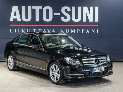 käytetty Mercedes C180 BE A Premium Business 1,6 #Avantgarde #Taittuvat takanojat