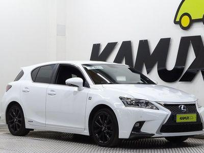 käytetty Lexus CT200h Hybrid A F Sport / Navi / Xenon / Tutkat