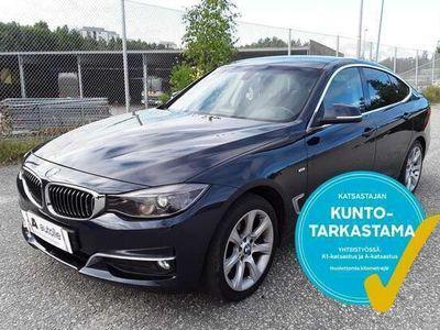 käytetty BMW 320 Gran Turismo Gran Turismo KOTIINTOIMITUSF34 320d xDrive LTD ELuxury Aut. Tarkastettuna, Rahoituksella, Kotiin to