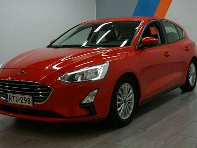 käytetty Ford Focus 2,0 TDCi EcoB 150hv A Titanium 5ov **JOULURAHA 500EUR**ILMAINEN KOTIINKULJETUS**