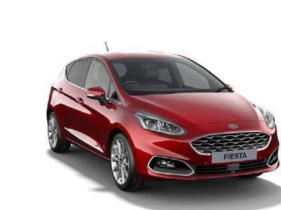 käytetty Ford Fiesta 1,0 EcoBoost 125hv A Vignale 5ov 0%