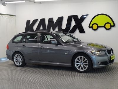 käytetty BMW 320 E91 Touring / Navi / Bi-Xenon / Irroitettava vetokoukku