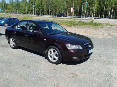 käytetty Hyundai Sonata 3,3 V6 GLS AAC Aut