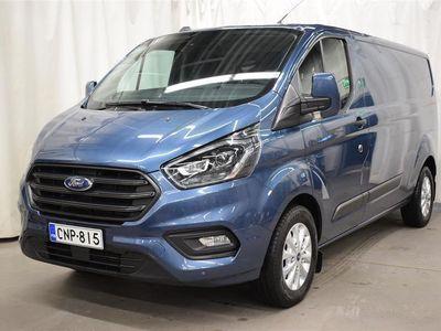 käytetty Ford Custom Transit*Automaatti, Bi-Xenon, Aluvanteet* 320 2,0TDCi 130 hv A6 Etuveto Trend Van N1 L2H1