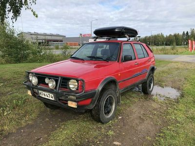 käytetty VW Golf Country Country Contry Syncro 1.8 4X4 - syncro 4x4