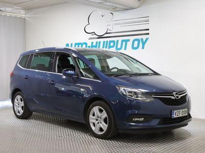 käytetty Opel Zafira Enjoy 1,6 CDTI ecoFLEX Start/Stop 99kW MT6*** 7-paikkainen / 1-Omisteinen / Huippusiisti / Juuri tullut***