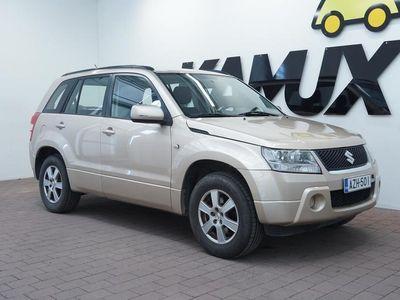 käytetty Suzuki Grand Vitara 2,0 4WD JLX AAC AT