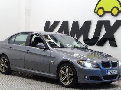 käytetty BMW 320 A E90 Sedan Business Comfort / NELIVETO / SUOMI-auto / Sporttipenkit / Lohkolämmitin / Juuri Katsastettu /