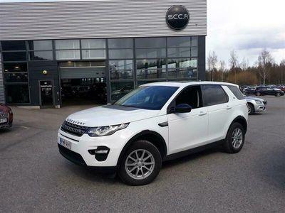 käytetty Land Rover Discovery Sport 2,0 TD4 180 Business Design HSE Aut Bi-Xenon, Navi, Tutkat, Panorama, Lämm.Tuulilasi, Kaistavahti.