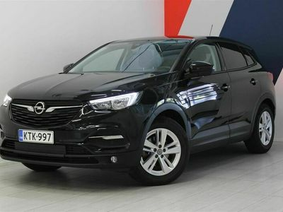 käytetty Opel Grandland X Enjoy 1,2 Turbo Start/Stop 96 kW MT6