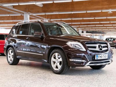 käytetty Mercedes GLK220 CDI BE 4Matic A Premium Business Facelift