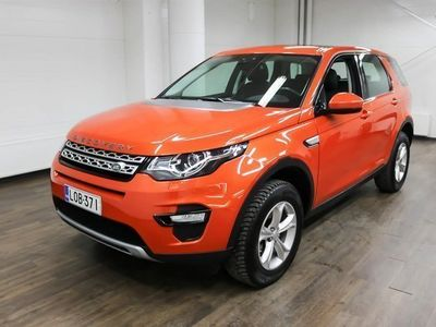 käytetty Land Rover Discovery Sport 2,0 TD4 180 HSE Business Aut