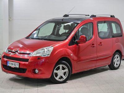 käytetty Citroën Berlingo HDi 90 Multispace - Edullinen Tila-auto