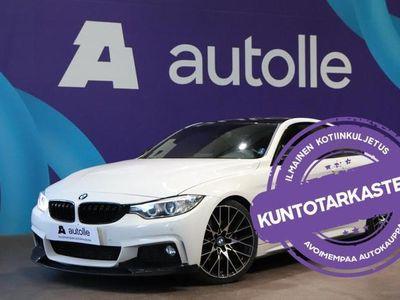 käytetty BMW 430 430 *KOTIINTOIMITUS!* M4-Look d Tbo A Coupe Busin Aut Tarkastettuna, Rahoituksella, Kotiin toimitettu