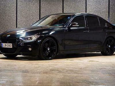"""käytetty BMW 328 328 i A TPwr Tbo F30 Busin Autom Edit M-sport // 1,9% korko // Vossen 20"""" // HUD // Prof. Navi // Stage 1 // 293hv //"""