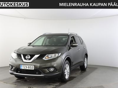 käytetty Nissan X-Trail dCi 130 Business 360 2WD Xtronic Vision Pack Technology Pack E6