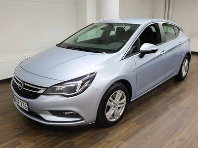 käytetty Opel Astra 5-ov Enjoy 1,6 CDTI Ecotec 100kW AT6 **** Korko 0,5% ja kasko 149€ 24.2. saakka - tee kaupat nyt! ****