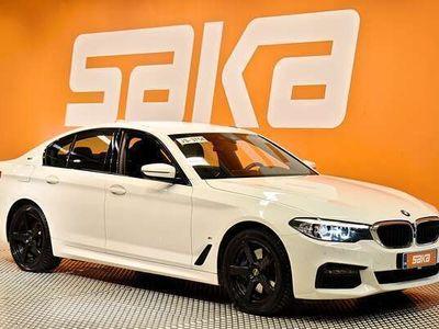 käytetty BMW 530 530 G30 Sedan e A M-Sport Intelligent Safety / 360 kamera / Digimittaristo / Ratinlämmitys / Proff