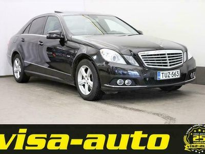 käytetty Mercedes E220 CDI BE Elegance A
