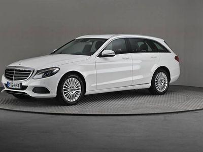 käytetty Mercedes C200 d T A Edition Exclusive- Webasto, Vetokoukku-