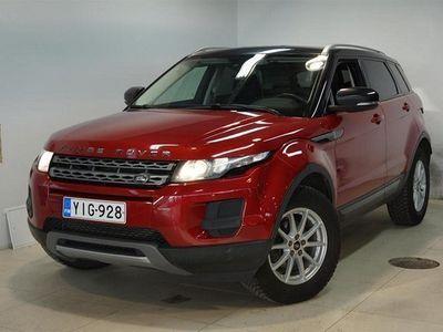 käytetty Land Rover Range Rover evoque