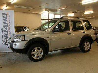 gebraucht Land Rover Freelander 2.0 TD4 A