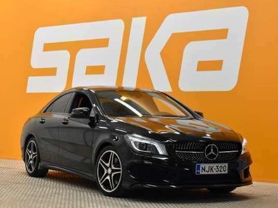 käytetty Mercedes CLA220 CDI BE A AMG-Styling
