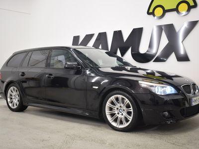 käytetty BMW 535 TOURING /// M-Sport / Webasto / Hifi Paketti / vetokoukku / ohjelmoitu