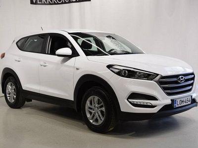 käytetty Hyundai Tucson