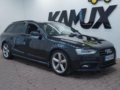 käytetty Audi A4 Avant Black Edition 2,0 TDI 105 kW