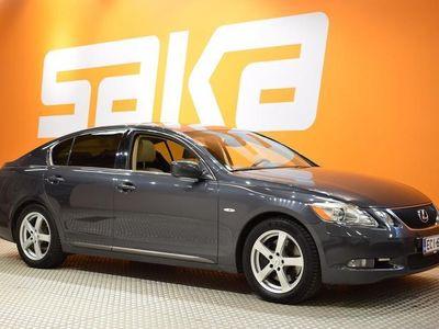 käytetty Lexus GS300 GSSedan (AA) 4ov 2995cm3 A