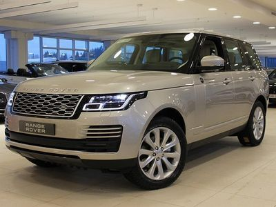 käytetty Land Rover Range Rover TDV6 Vogue Drive Pro Pack, Climate Pack,