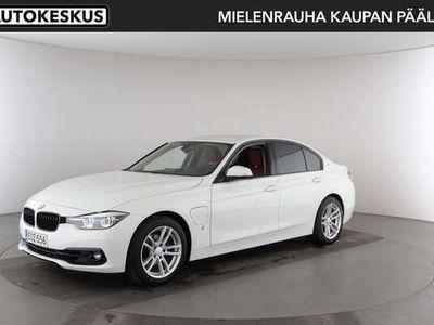 käytetty BMW 330e 3-sarja 3-sarja F30 SedanA Business Exclusive